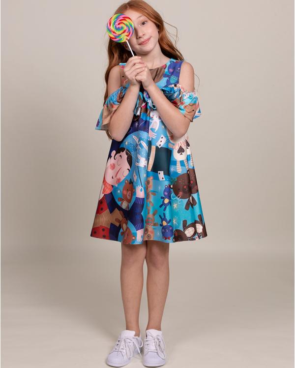 Magique Dress